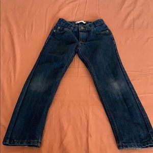 Boys Levi's 511 jeans
